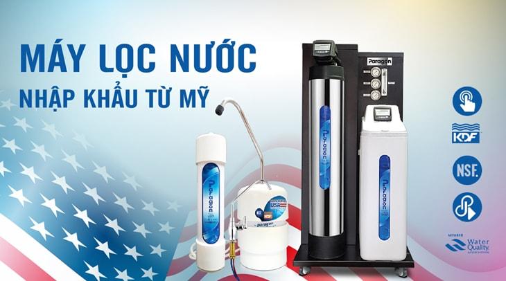 Hãy lựa chọn máy lọc nước công suất lớn Paragon chuyên dùng lọc nước quán cafe, sinh tố.