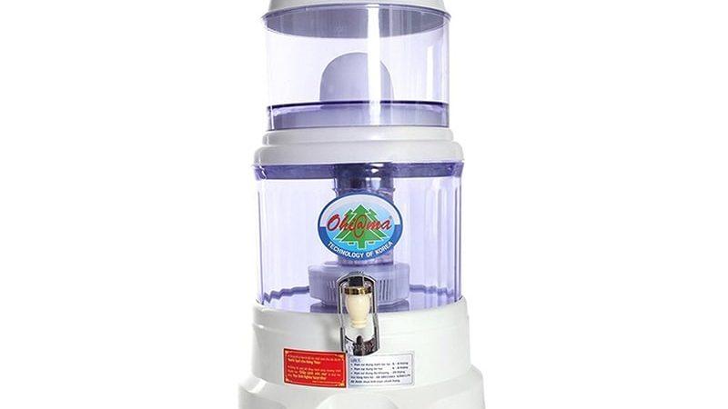Có nên sử dụng bình lọc nước gia đình không ?