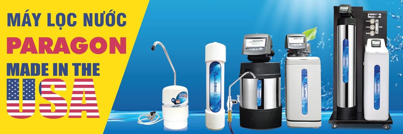 máy lọc nước Paragon USA
